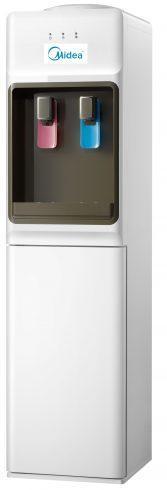 Диспенсер для воды напольный MIDEA MK-40ES (электронное охлаждение)