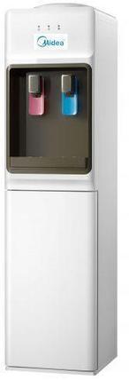 Диспенсер для воды напольный MIDEA MK-40ES (электронное охлаждение), фото 2