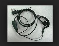 Гарнитура с креплением на ухо для радиостанции HYT TC-500/508/518/610/700