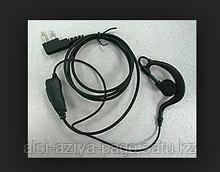Гарнитура с креплением на ухо для радиостанции Motorola GP300/CP140