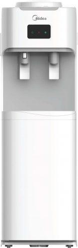 Диспенсер для воды напольный MIDEA MK-73F (компрессорное охлаждение, встроенный холодильник)