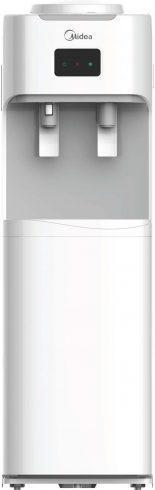 Диспенсер для воды напольный MIDEA MK-84B (компрессорное охлаждение, нижняя загрузка бутылки)