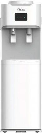 Диспенсер для воды напольный MIDEA MK-84B (компрессорное охлаждение, нижняя загрузка бутылки), фото 2