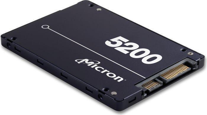 "Накопитель SSD Micron 5200 PRO 960GB Enterprise SSD, 2.5"", 7mm, SATA 6 Gb/s, Read/Write: 540 / 520 MB/s, Rando"
