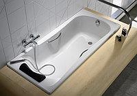 Ванна стальная эмалированная Estap Maia 170 см в наборе с ручками