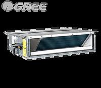 Кондиционер канальный GREE-60 R410A: GU160PHS/A1-K/GU160W/A1-M (без соединительной инсталляции)