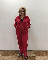 Костюм спортивный красный 48-60 размер Susar, фото 1