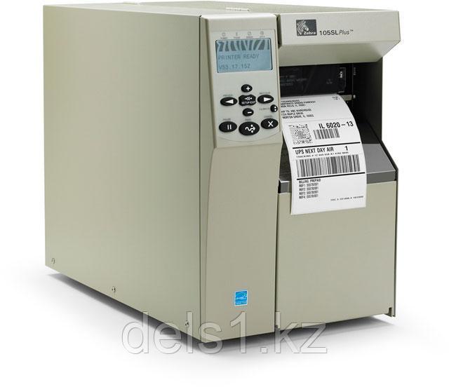 Промышленный принтер этикеток Zebra 105SLPlus