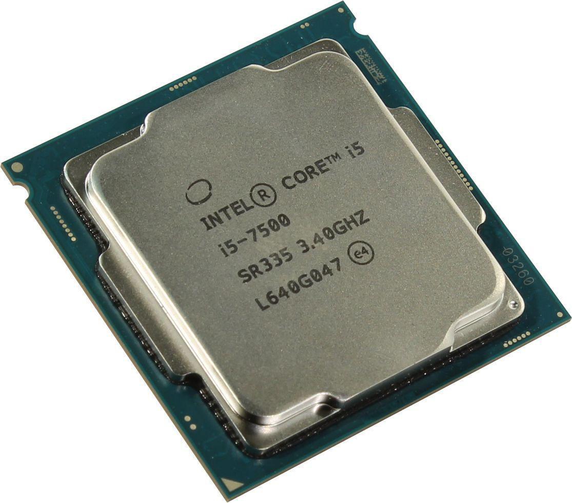Процессор Intel Core i5 7500