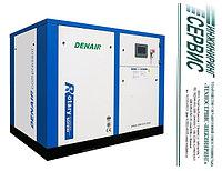 Двухвинтовой энергосберегающий маслозаполненный воздушный компрессор Denair DA-200W+