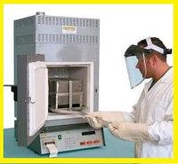 Печь - асфальтоанализатор по методу выжигания B005