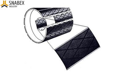 Быстросъёмные футеровочные накладки Slide-Lag