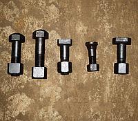 Болт с гайкой ножа Shantui SD16 154-71-41270, 154-70-22270