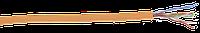 ITK Кабель связи витая пара U/UTP, кат.5E 4x2х24AWG solid, LSZH, 305м, оранжевый