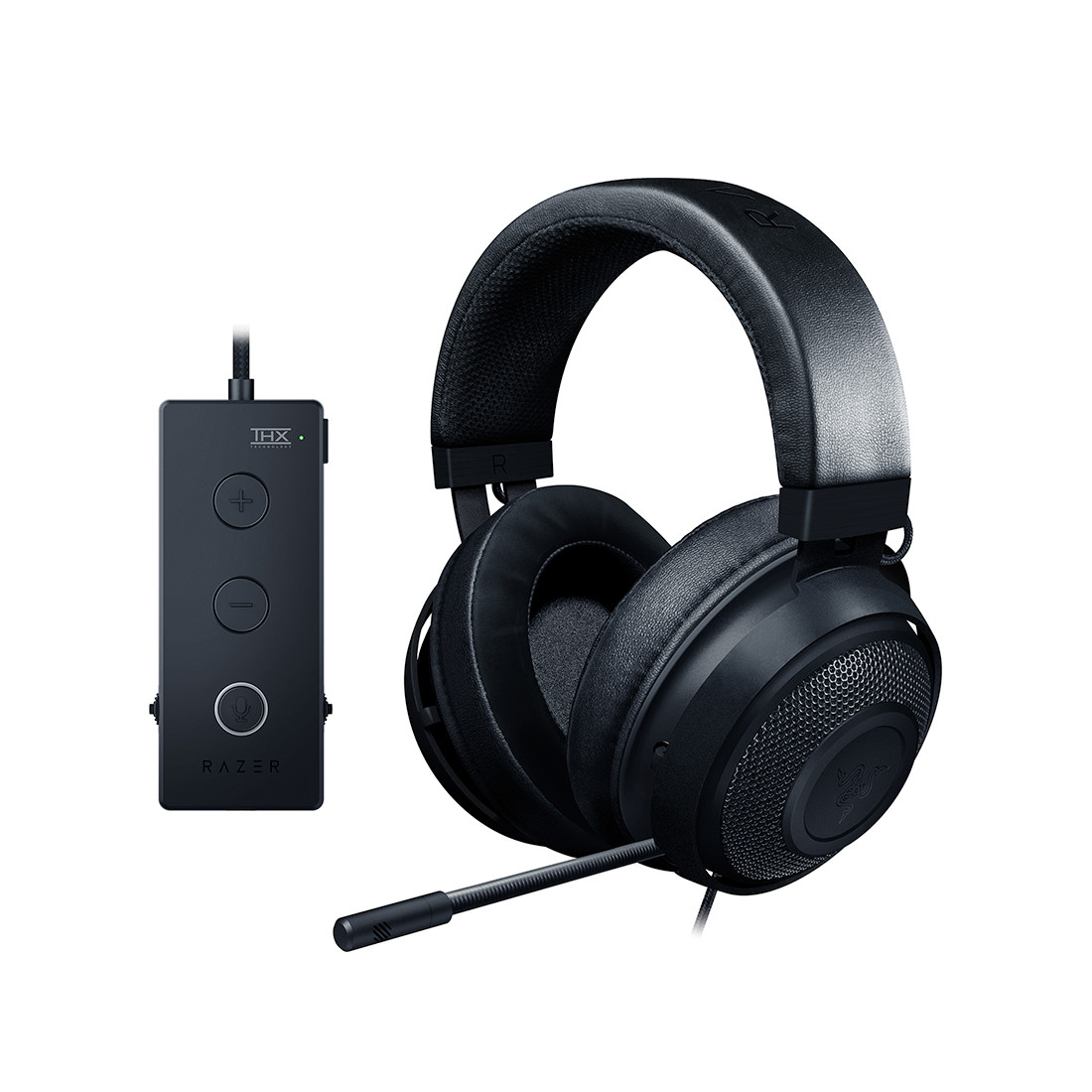 Гарнитура Razer Kraken Tournament Edition (USB) Black