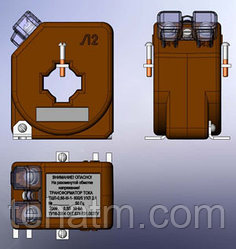 ТШЛ-0,66-III-2 УХЛ2.1 трансформатор