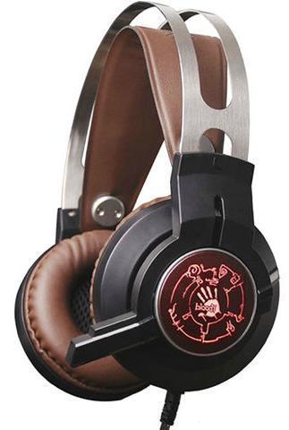 Наушники+микрофон игровые Bloody G430