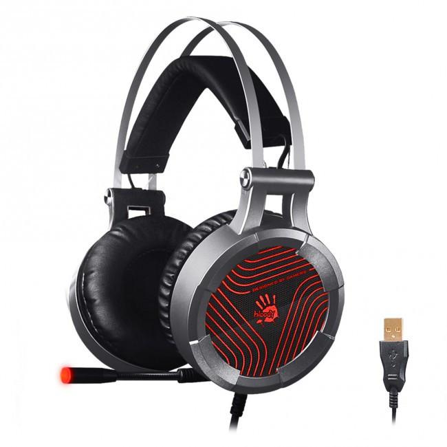 Наушники+микрофон игровые Bloody G530