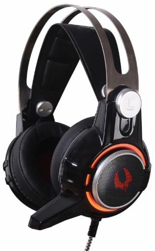 Наушники+микрофон игровые Bloody MOCI M425
