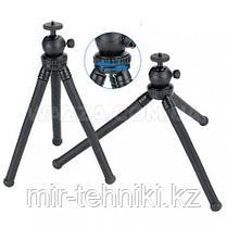 Ulanzi гибкий прорезиненный штатив MT-04 со съемной головкой для камер и телефонов (0837)
