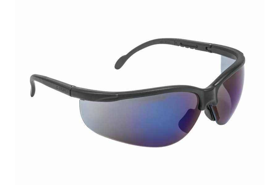 (10826) Защитные очки спортивные, синие LEDЕ-EZ