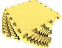 Универсальный коврик 33*33 (см) желтый