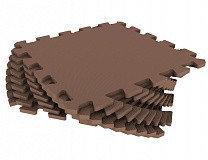 Универсальный коврик 33*33 (см) коричневый
