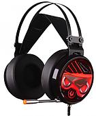Наушники+микрофон игровые Bloody MOCI M660