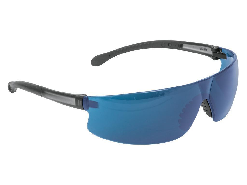 (10819) Защитные очки, поликарбонат, синие LEN-LZ