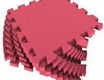 Универсальный коврик 33*33 (см) красный
