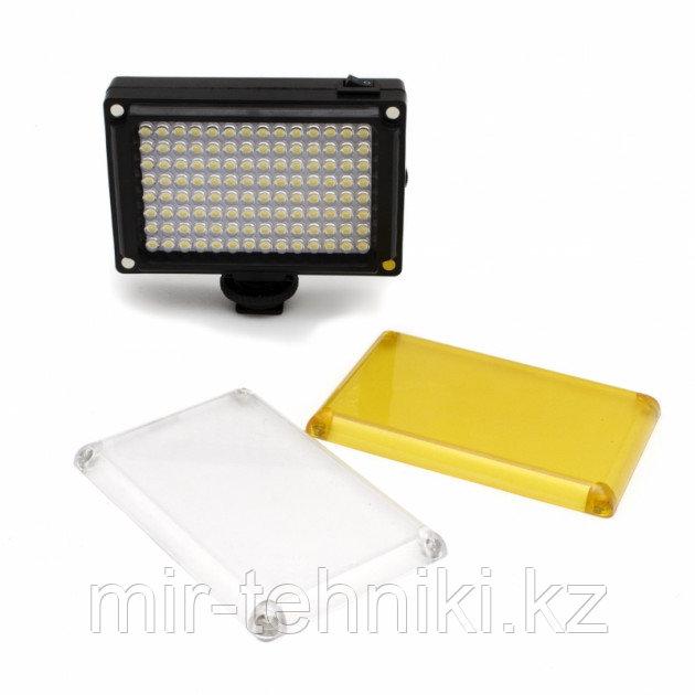 Димируемая светодиодная панель видео освещения на Ulanzi 112 LED (0086)