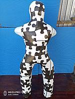 Манекен для борьбы рост 120 см  с руками, фото 1