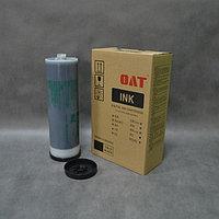 Чернила для RISO RZ/EZ/MZ 1000мл,черные (OAT)