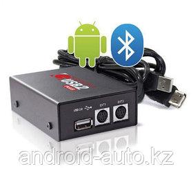 Комплект GROM с USB адаптером GROM-USB3 для Mazda 02-08 года выпуска