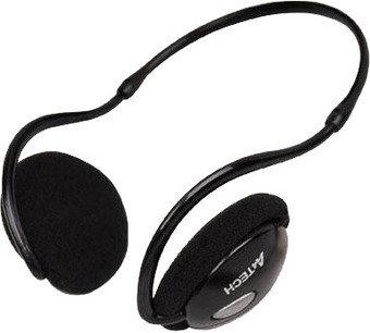 Наушники+микрофон A4tech HS-24