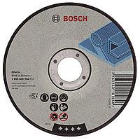 Отрезной диск по металлу BOSCH 125*1.0*22