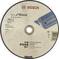 Отрезной диск по металлу BOSCH 180*1.6*22