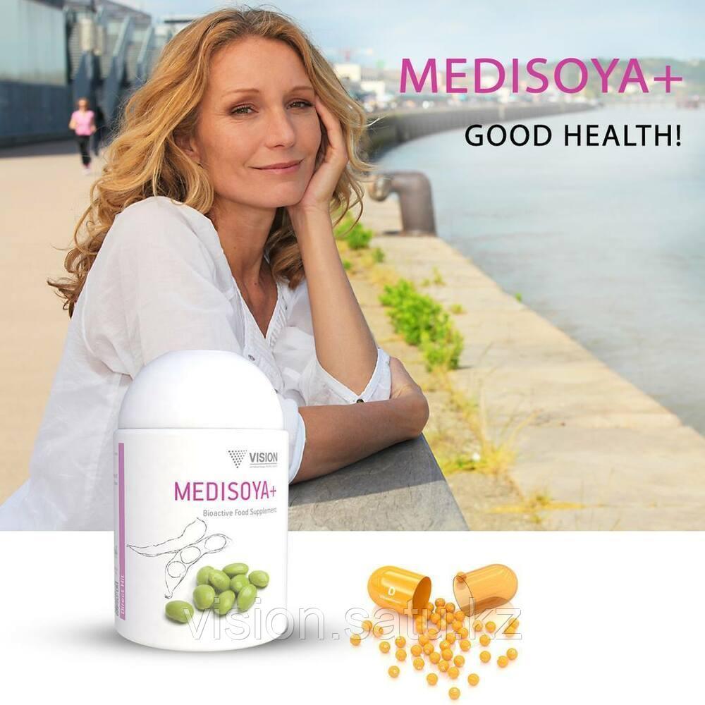 Медисоя. Витамины до и после менопаузы.