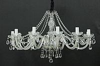 Хрустальная 12-рожковая люстра Premium-класса, фото 1