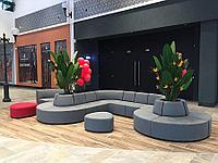 Реставрация мягкой мебели для кафе и ресторанов