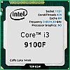 Core i3-9100F, oem/tray