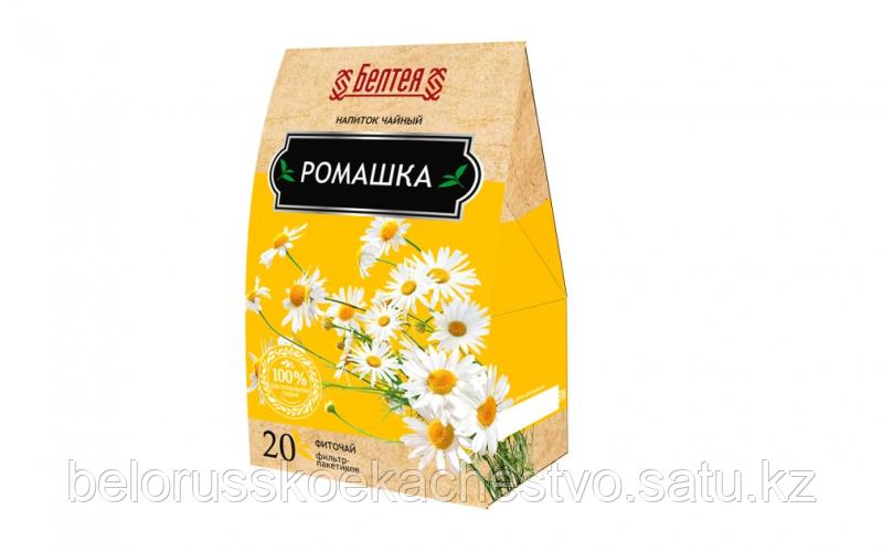 """Напиток чайный Белтея """"Фиточай Ромашка"""""""