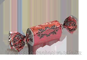 Конфеты Коммунарка Шоколадный стиль с вафельной крошкой 200 г.