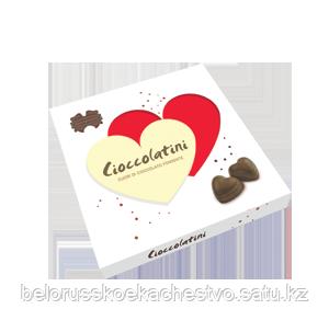 Набор конфет Коммунарка Cioccolatini 120г (сердечки).