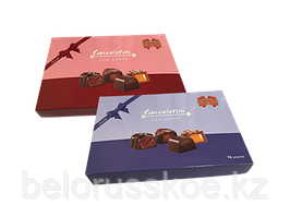 Набор конфет Коммунарка Cioccolatini 135г (blue).