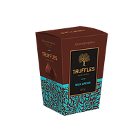 Набор конфет Коммунарка Truffles milk cream 180г.