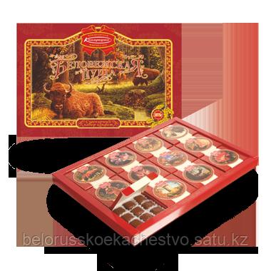 Набор конфет Коммунарка Беловежская Пуща 1060 г.