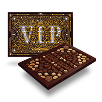 Набор конфет Коммунарка Коммунарка для ВИП 900г