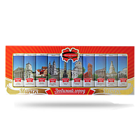 Набор шоколада Коммунарка Любимый Город 200г.