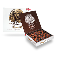 Набор конфет Коммунарка Трюфель капучино 360 гр.